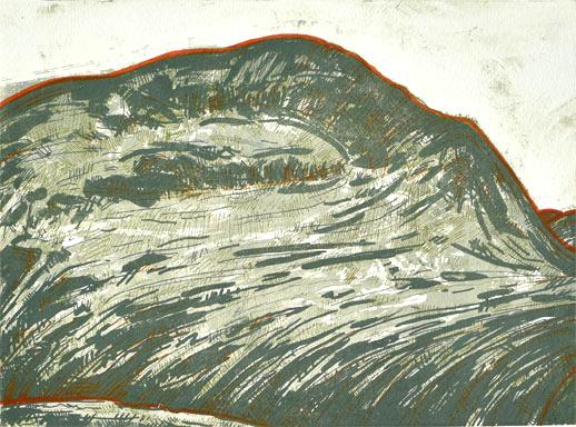 Mountain Study III